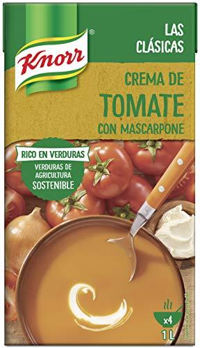 Knorr Crema De Tomate Con Mascarpone - 1000