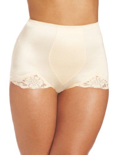 Rago Damen V-Leg Panty - Beige - Mittel