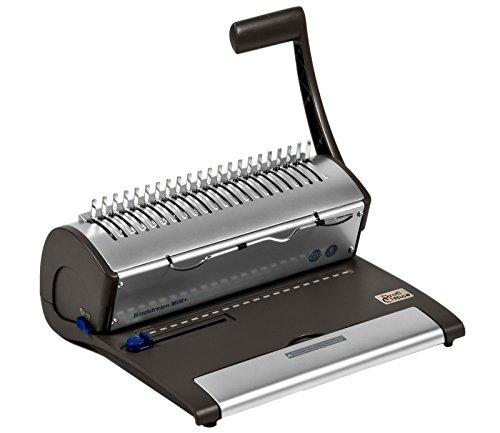 ProfiOffice® Bindstream M08+, Bindegerät / Spiralbindegerät / Plastikbindegerät, DIN A4 (79017)