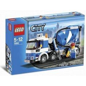 Preisvergleich Produktbild LEGO© City Cement Mixer (Set #7990)