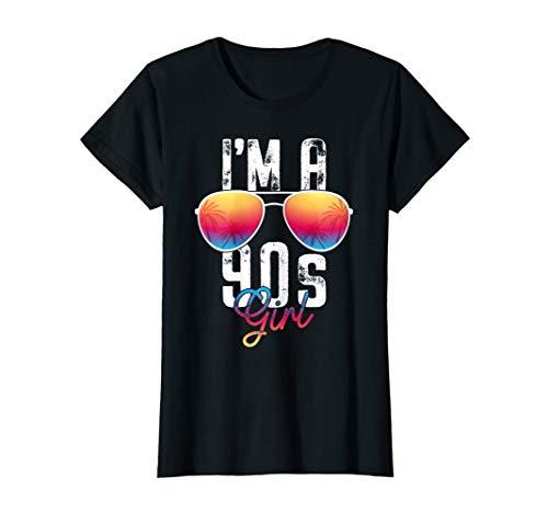 Damen 90er Jahre Party Outfit Damen