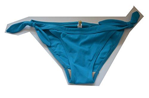 Palmers Curacao Bikini Slip Farbe: Türkis Gr. S 36-38 Slip hat links und rechts einen Knoten. - Curacao Slip