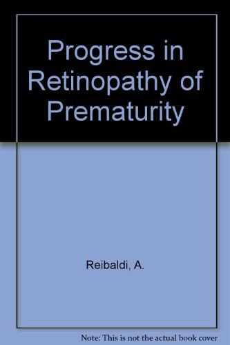 Progress in Retinopathy of Prematurity