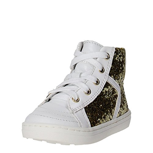 Cult CLP101219 Sneakers Fille Blanc
