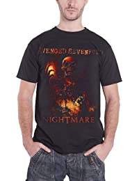 Avenged Sevenfold Inner Rage Official Mens New Black T Shirt All Sizes