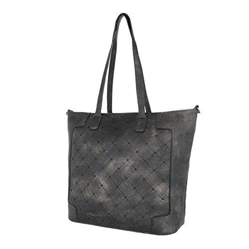 Taschen Tragetasche Schultertasche Modell Nr.4 Braun