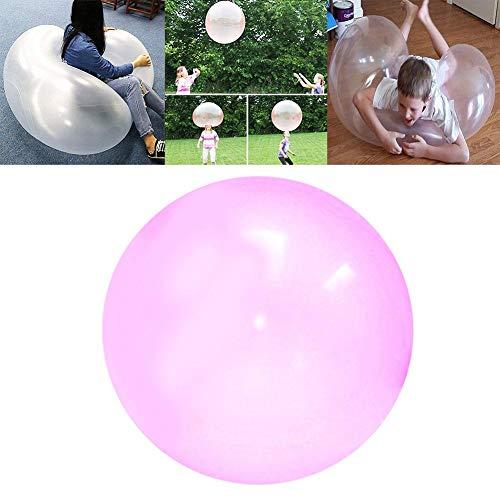 �bergroßer aufblasbarer transparenter Strand-Blasenkugel-TPR kann mit Wasser gefüllt Werden, um Spaß im Freien im Garten-Hinterhof, Strandfest, Swimmingpool zu haben ()