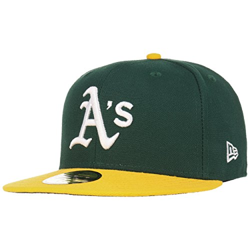 New Era 5950 TSF Oakland Athletics HM - Casquette pour Homme, Homme, 5950 Tsf Oakland Athletics HM