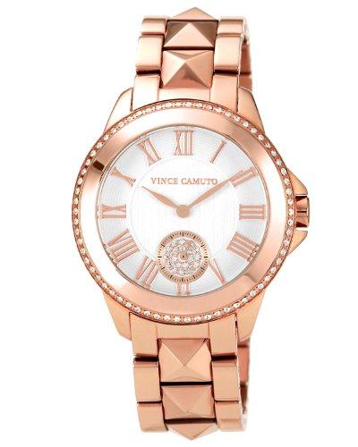 Vince Camuto VC/5048SVRG - Reloj para mujeres