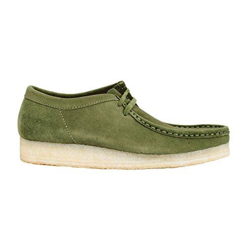clarks-originals-zapatillas-de-otra-piel-para-hombre-multicolor-verde-color-multicolor-talla-42-eu