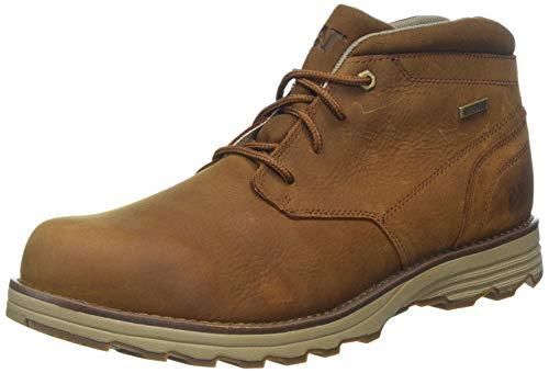 Caterpillar Footwear Herren Elude Wp Combat Boots, Braun (Mens Brown Sugar), 46 EU -