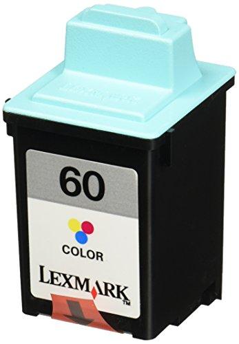 Lexmark Cartridge N°60 Haute Résolution Cartouche d'encre d'origine Jaune, cyan, magenta