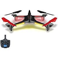 4.5canales rc quadcopter teledirigido, dron Modelo en Racing de diseño, de 6Axis Gyro, trasera Holm ODUS, headless, Juego Completo (Incluye batería y cargador, para Notebook de Juego, Nuevo
