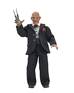 A NIGHTMARE ON ELM STREET Part 3 Tuxedo Freddy 8-Inch Retro Action Figure