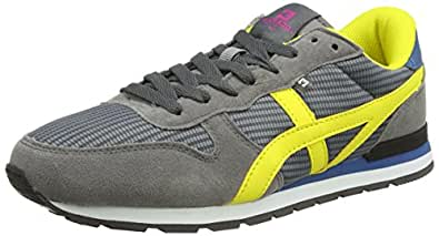 XTI  40038, Sneakers basses hommes - Gris - Gris, 44 EU