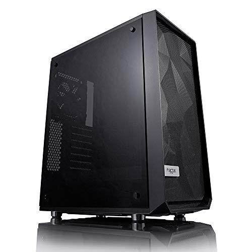 Fractal design Meshify C vetro temperato ATX/mATX/ITX PC computer case–nero