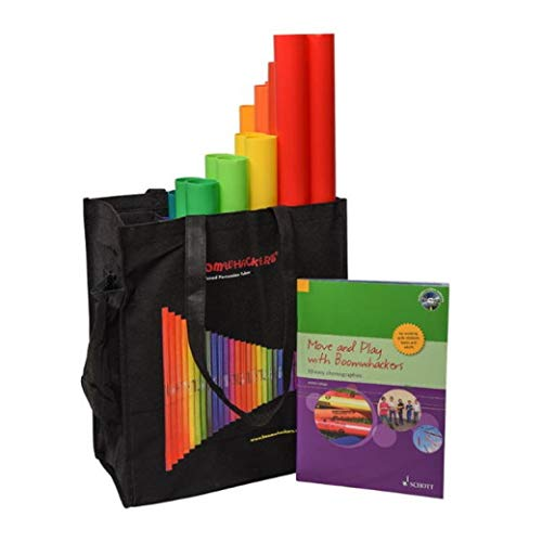 Boomwhackers bwmp Move und Play Klassenzimmer Pack