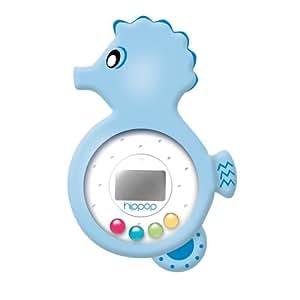Hippop Thermomètre de Bain Jouet - Inno Mars 2012 - Bleu