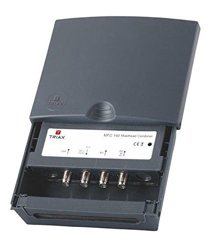 Preisvergleich Produktbild Sat-Weiche / 2.5-230, MFC 140 - TV combiner. TV mast combiners (973977015412)