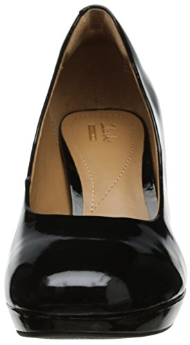 Pompe Clarks Brier Dolly Dress Black Synthetic