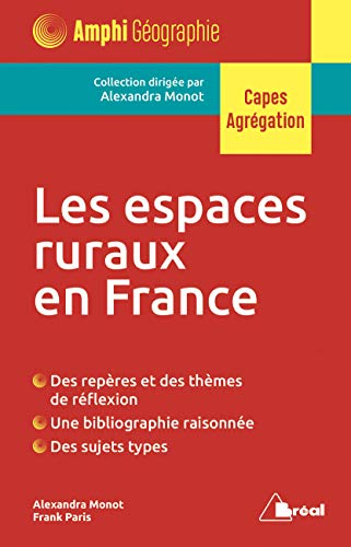 Les espaces ruraux en France par