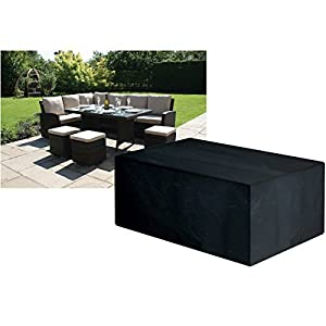 (W1645-Garland) Protection Cover For Large Casual Dining Set