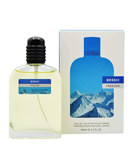 Bossic freezed eau de parfum homme intense 100ml profumo equivalente, ispirato a