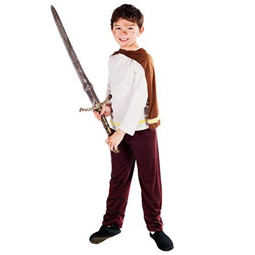 Fun Shack FNK2498XL Kostüm, Boys, Viking, xl