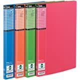 Pentel Recycology Protège-documents Assortiment de couleurs Lot de 4 (Import Royaume Uni)