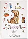 Personalisiertes Fotobuch für Ihr Haustier Pet Fotoalbum Erinnerungsbuch (Motiv 05, 48 Seiten/ 24 Blatt)