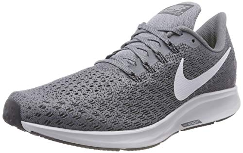 Nike Air Zoom Pegasus 35, Scarpe Running Uomo, Multicolore (Cool Grey/Pure Platinum/Anthracite 005), 42 EU