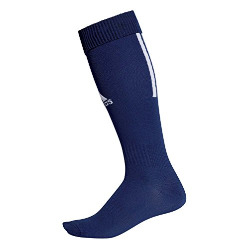 adidas Kinder Santos 18 Socken, Dark Blue/White, EU 31-33