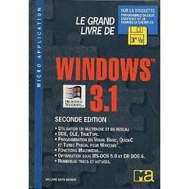 Windows 3.1 par H Tornsdorf, M Tornsdorf
