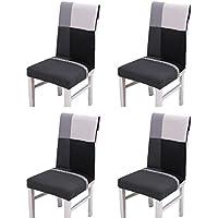 housses de chaise de salle manger cuisine maison. Black Bedroom Furniture Sets. Home Design Ideas