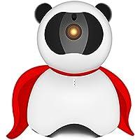 TIMLand Überwachungskameras-panda form hd mini wireless weitwinkel - home video kamera zwei - wege - cloud - dienst preisvergleich bei billige-tabletten.eu
