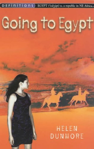 Going To Egypt (Definitions) by Helen Dunmore (2001-06-01)
