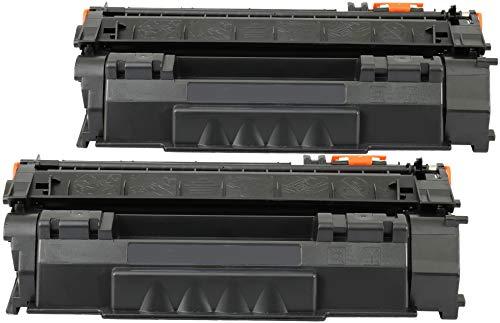 TONER EXPERTE® 2 Toner kompatibel für HP Laserjet 1320 1320n 1320tn 1320t 1320nw 3390 3392 M2727nf M2727nfs MFP P2014 P2014dn P2015 P2015d P2015dn P2015n P2015x (7000 Seiten)