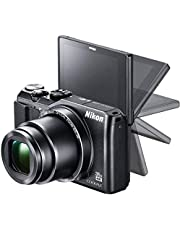 Nikon A900 20.3 MP Digital Camera with 35x Optical Zoom (Black)