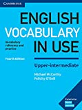 English Vocabulary in Use Upper-intermediate 4th Edition: Book with answers