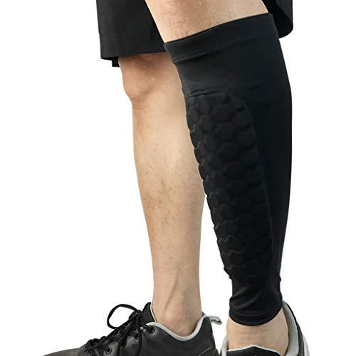 ❤Loveso❤ Damen & Herren Waden-Kompressionsstrümpfe Ohne Fuß, Outdoor Wadenbandage, Beinlinge, Reduzieren das Risiko von schmerzenden Müden -
