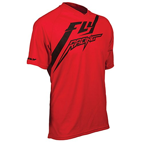 FLY RACING Shirt Action rot Fly L