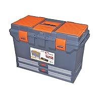 Pro-tech Plastic Super Tool Box [tb-802]