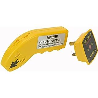 MARTINDALE ELECTRIC FD500 FUSE FINDER KIT [1] (Epitome Certified)