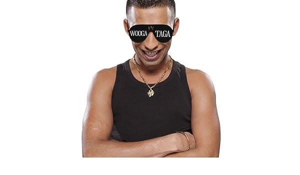 1951569cec109 Lunettes Masque Mister You Woogataga  Amazon.fr  Vêtements et accessoires