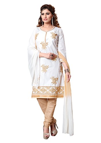 OOMPH! Women's Dress Material (rbmm_nakashi5_02_White Light_Free Size)
