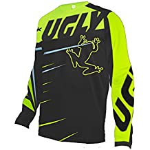 Uglyfrog V-Kollar Nuevo Manga larga Downhill Jersey De Descenso Bicicleta De Primavera&otoño Montañal Motocicletas Maillots Deportes y aire libre