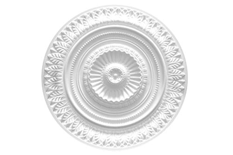 Marbet Design Rosace Décorative De Plafond En Stuc R 9 ø 64 Cm
