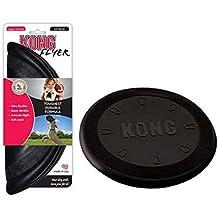 Kong Perros juguete Extreme Flyer Frisbee Diámetro 25cm Negro