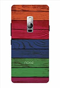 Noise The Woods-Multicolor Printed Cover for OnePlus 2