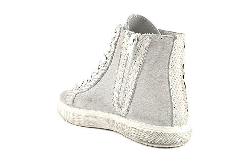 CafèNoir - Df, Sneaker alte Donna Ghiaccio